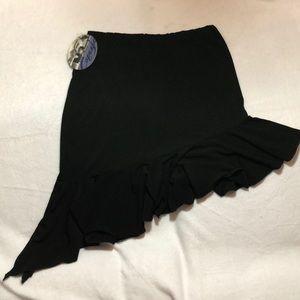 👗Capezio Dance Skirt  ruffle skirt, black